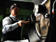 コーヒー・茶の焙煎加工部門